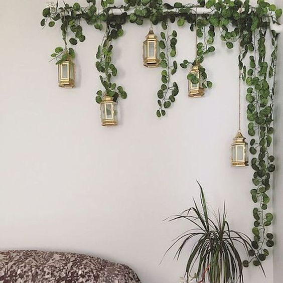 Pin By On P L A N T M O M Hanging Plants Plant Decor