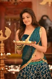 kajal in half sarees - Google శోధన