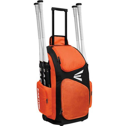 Easton Traveler Stand Up Wheeled Bag Bags Baseball Bag Shoe Compartment