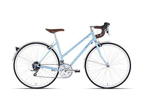Bobbin Luna Ladies Traditional Road Bike 700c 2 Colour Options Celestial Blue 43cm Mountain Bike Shop Bike Seat Stylish Bike