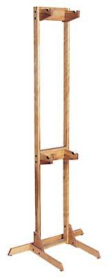 NEED NEED NEED this for the house. beautiful stand alone solid wood bike rack