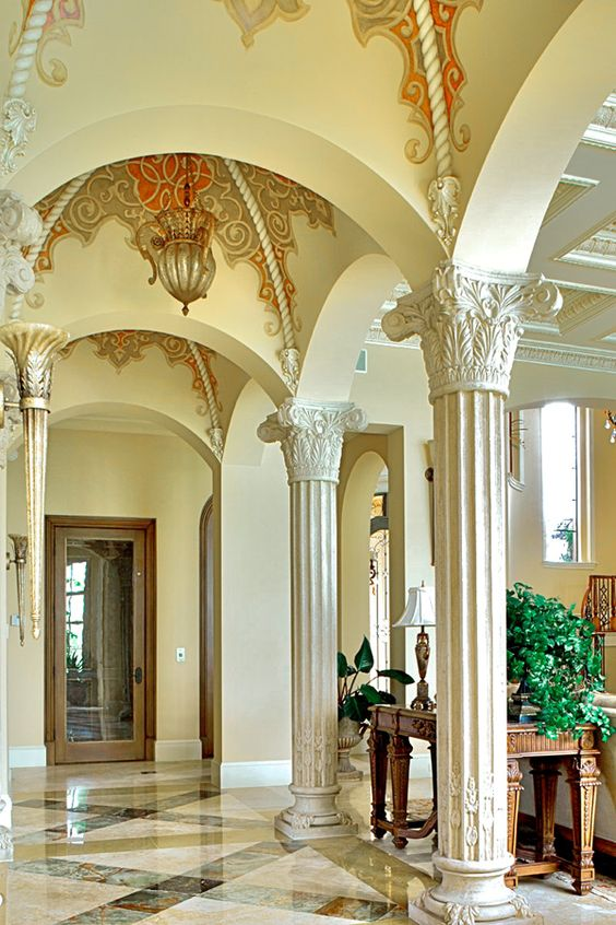 Groin vaults palm beach area florida by jeff huckaby for Groin vault pictures