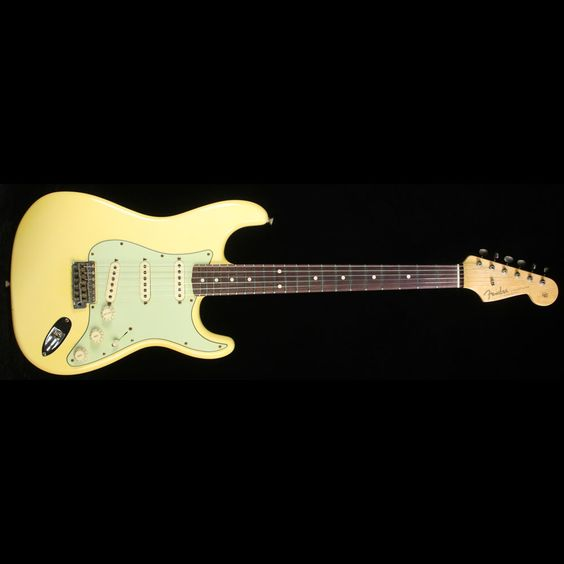 Fender Custom Shop Music Zoo Exclusive NoNeck '60 Stratocaster Journeyman Relic Electric Guitar Aged Vintage White | The Music Zoo