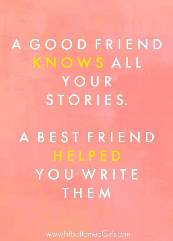 The Top 10 Best Friend Quotes | Best friend quotes, Girls ...