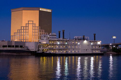 Horseshoe Casino and Riverboat, Shreveport, La. Enjoyed a riverboat cruise like a nerd while Keith was working. Hometown of my papa.