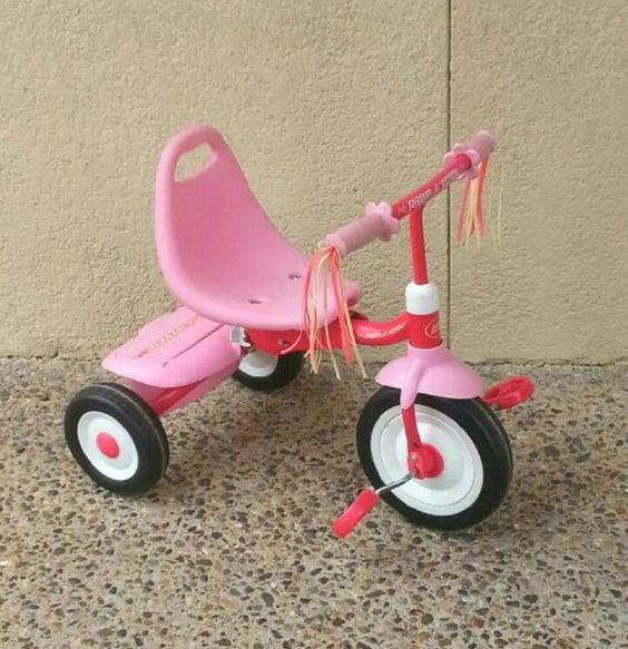 Radio Flyer tricycle for toddlers