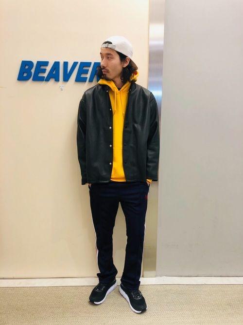 ogawa beaver池袋店 alexanderleechangのキャップを使ったコーディネート wear ファッション パーカー ファッションコーディネート