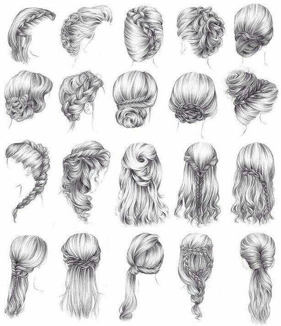 Mittelalterliche Frisuren