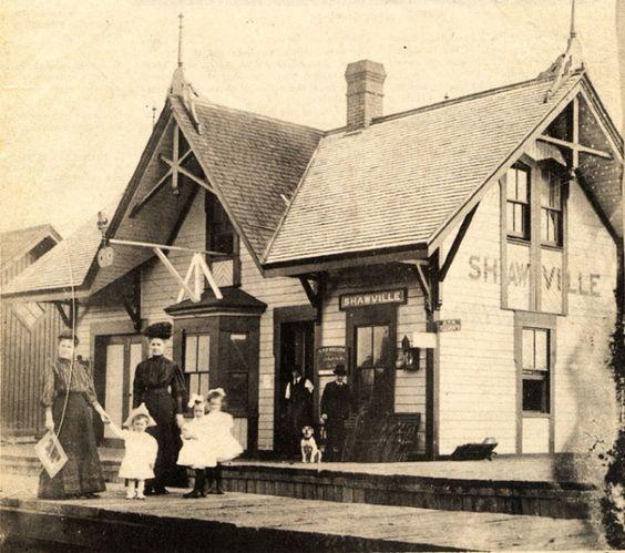 Pontiac Museum in Shawville.