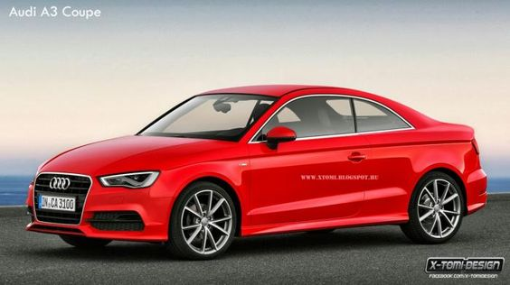 Audi A3 coupe coming out in 2015... Only $29,900!!!