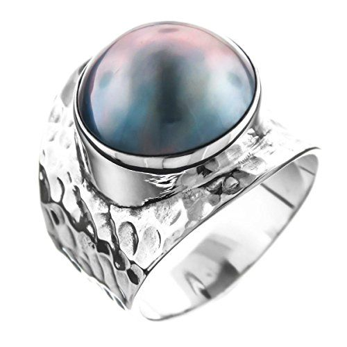 Bali Pearl in Silver 925-9mm