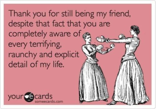 THAT is true friendship!!! this goes out to a few great girls!!! @ Samantha neff