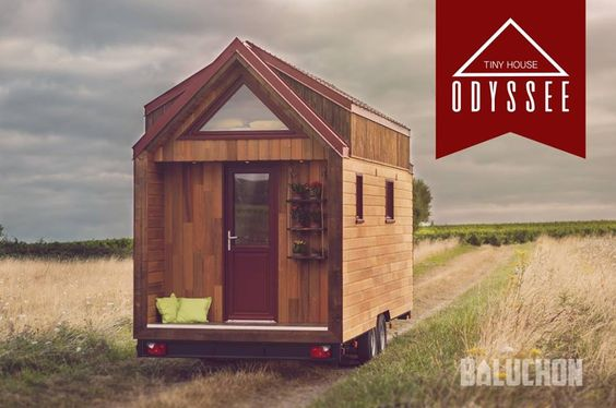 Tiny House odyssee  par Tiny House Baluchon -France