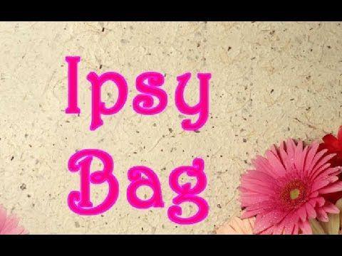 Ipsy Abril 2016 / Ipsy Bag April 2016