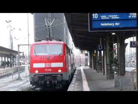 Learn German Der Bahnhof Youtube Deutsch Lernen Deutsch Bahnhof