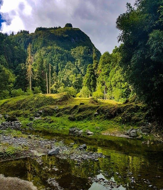 32 Pemandangan Alam Surga Azores Pegunungan Pemandangan Foto Gratis Di Pixabay Download 56 Pemandangan A Di 2020 Pemandangan Fotografi Alam Fotografi Pemandangan