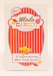 Moda Candy Booklet 1, Pattern Books