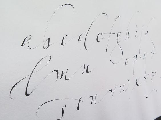 Freestyle alphabet. Detail. 2016