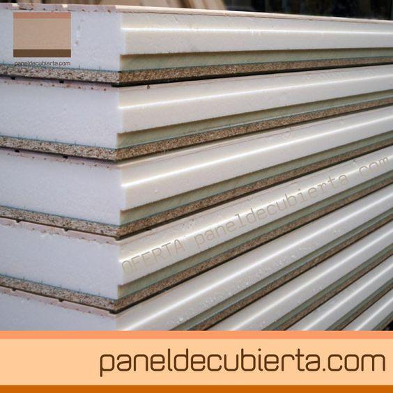 Panel de madera para tejados cubiertas entreplantas for Sandwich para tejados de madera