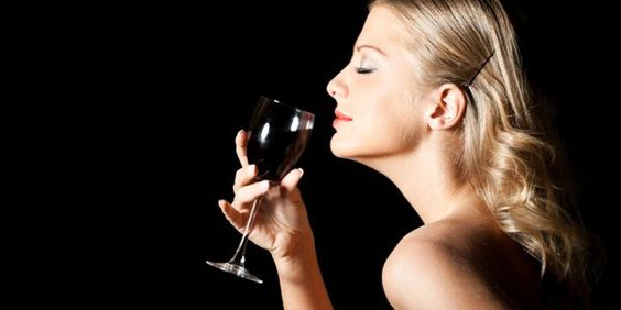 Image result for woman with wine