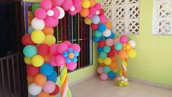 Arco de globos