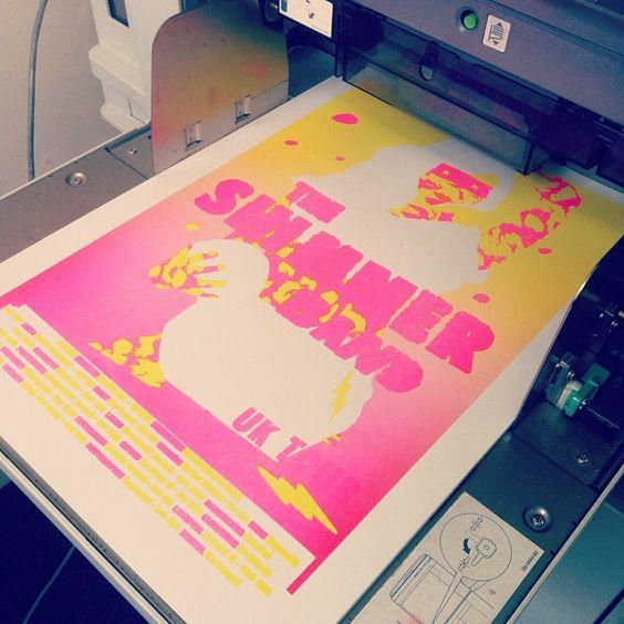 Josh Hughes-Games' poster design. http://bellevuepress.blogspot.co.uk/