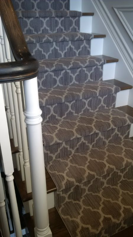 carpet runners for stairs geometric shapes - Google Search