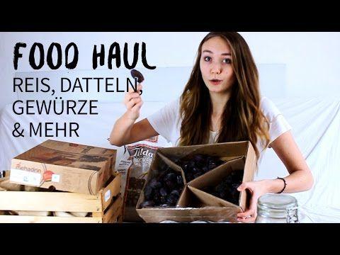 Food Haul | Geld sparen mit großen Mengen