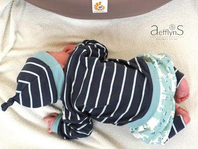 aefflynS - to go: Vom Baby im Schafspelz.