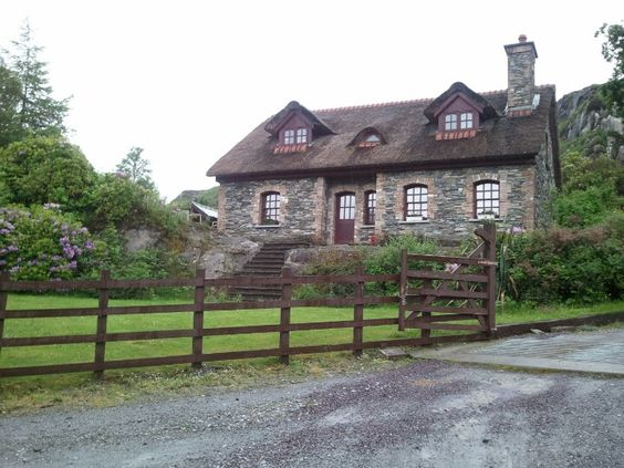 Country cottage in kerry -take me there!!