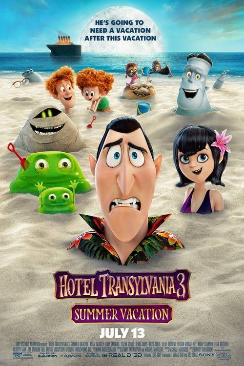 Hd 1080p Hotel Transylvania 3 Summer Vacation Pelicula Completa