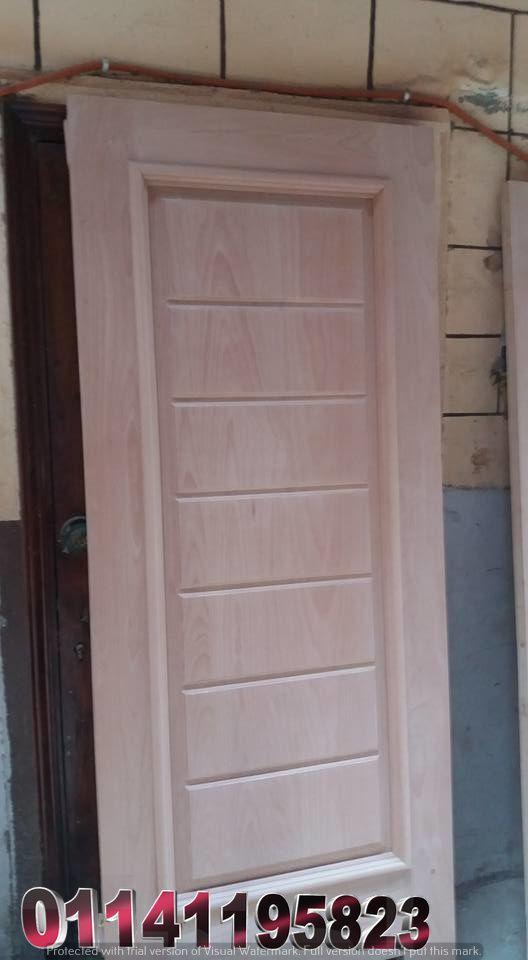 ابواب خشب مودرن Modern Door Decor Doors