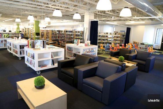 Bibliotheque Paul O Trepanier Granby Qc Home Granby Home Decor