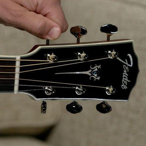 Guitar Tuner Fender S Online Guitar Tuner Fender Guitar Guitar Tuners Fender Guitars Guitar For Beginners