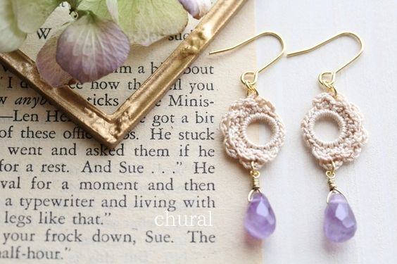 Patrons mod les gratuits des bijoux au crochet 6 le - Bijoux au crochet modele gratuit ...