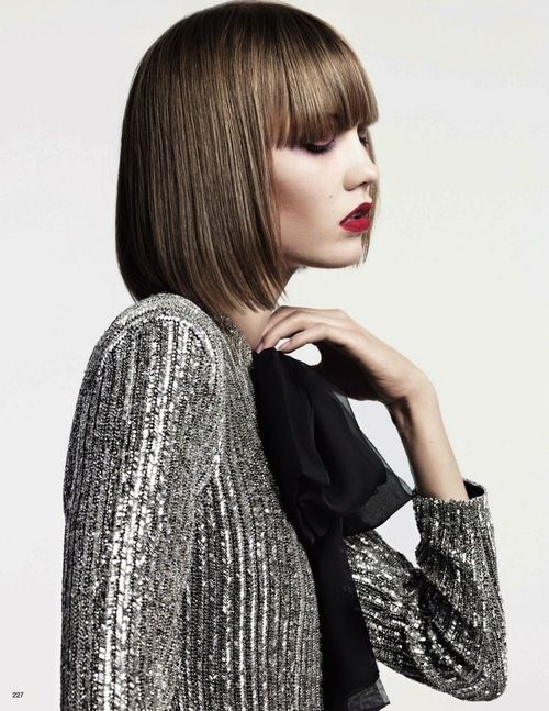 #Inspiration #Silver #Diamonds #Fashion #KarlieKloss #Mode #Model #Glitter #Sparkle #Argent