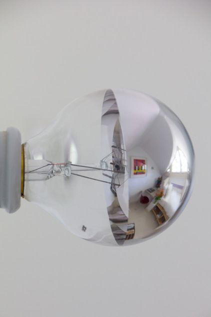 Great lighting fixture for any space with little investment. Modern  by Charles Moore Foundation
