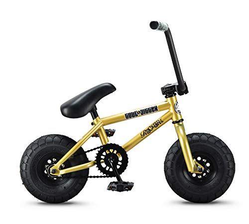 Rocker BMX Mini BMX Bike iROK+ Gold Digger RKR For Sale