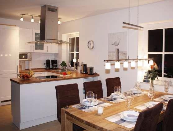 Meine Vorstellung einer offenen Wohnküche Ideen rund ums Haus - moderne offene küche