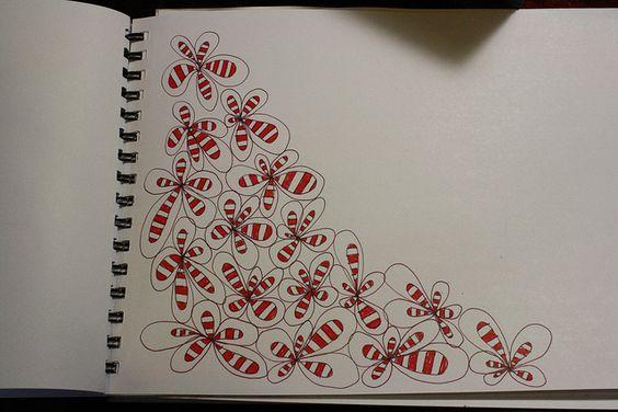 Doodles by umelecky, via Flickr