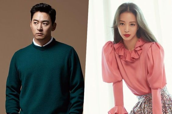 Joo Jin Mo Confirmed To Join Han Ye Seul In Upcoming SBS Drama