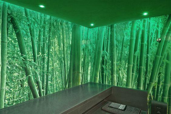 Bei dieser neuen Edition sind die #Glas-Wände – passend zum Thema #Asien – mit der Abbildung eines #Bambus-Walds bedruckt. http://bit.ly/1AAlXp9