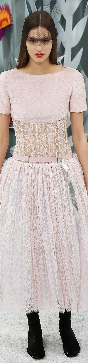 Chanel Spring 2015 Couture.