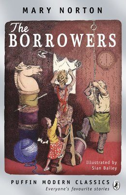 A classic. All I remember is hoping that Borrowers were real and I would find them in my house some day. It's so funny and it's easy to read too so children will fly through it.