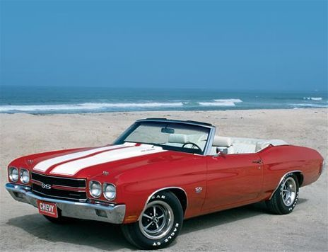 Daniel Albert's '70 #Chevelle SS  This One's Always Doing It In Style
