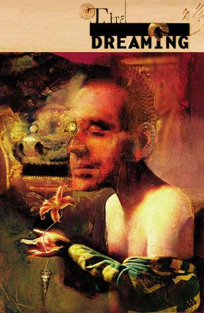 The Dreaming - Dave McKean