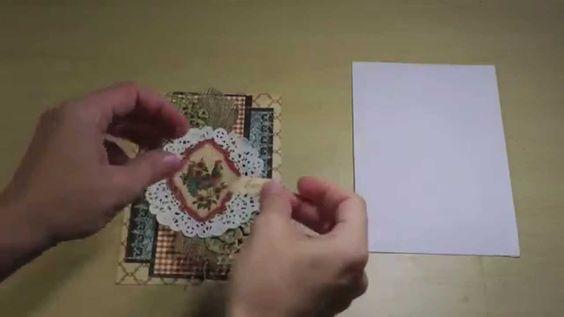 Start to Finish Card Tutorial