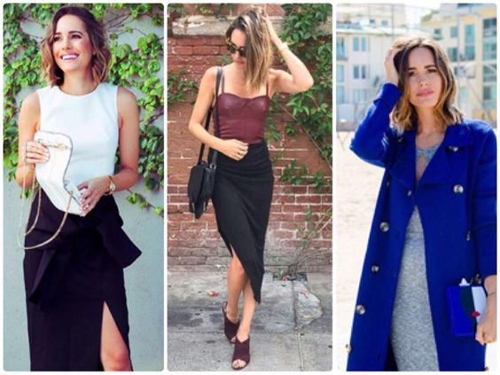 Happy Friday! Get your fall fashion tips today from our style guru, @louiseroe. #Access