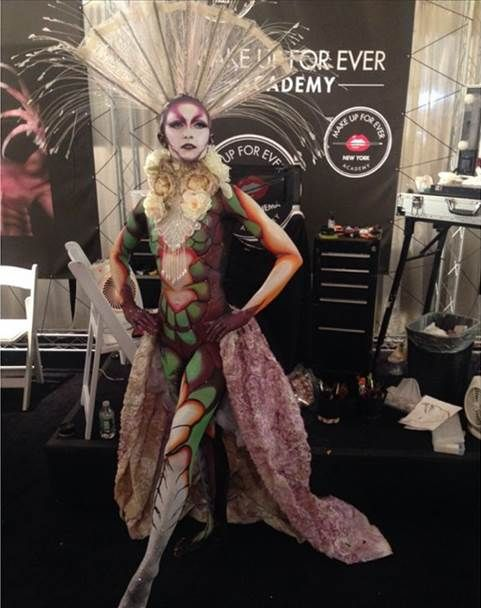 The Makeup Show NYC is getting closer and closer! Join us and our school sponsor Make Up For Ever Academy as we kick off 10 years of #TMSNYC with a week full of artistry, inspiration, and education. Will we meet you at The Makeup Show??