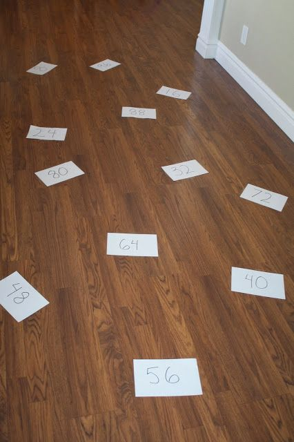 20+ Games and Activities for Teaching the Multiples with Skip Counting…